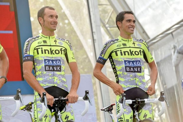 Ivan Basso defiende a Contador