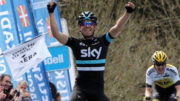 Mikel Landa gana en el Giro del Trentino