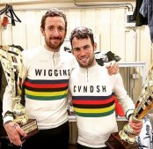 Wiggins y Cavendish ganan los Tres Días de Gante