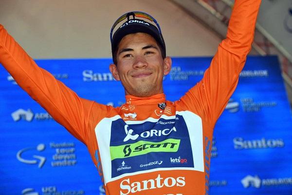 Caleb Ewan gana la primera etapa del Tour Down Under