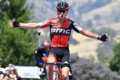 Richie Porte gana la 2ª etapa del Tour Down Under