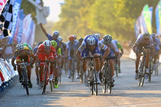 Tom Boonen gana la 2ª etapa del Tour de San Juan