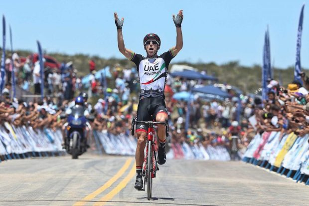 Rui Costa gana la etapa reina del Abu Dhabi Tour
