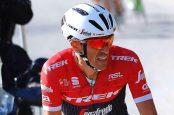 Alberto Contador en la Vuelta a Andalucía