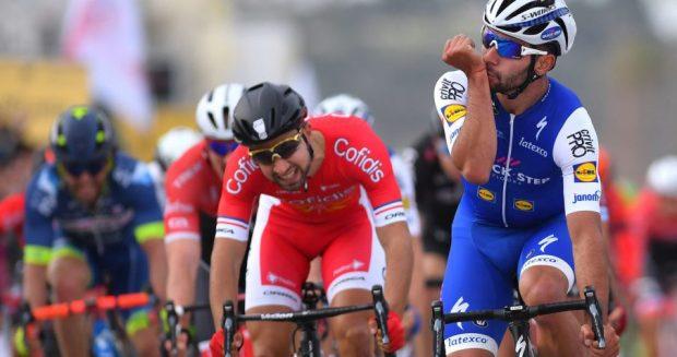 Gaviria gana la primera etapa de la Vuelta al Algarve