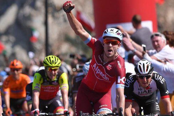 Kristoff gana la última etapa del Tour de Omán
