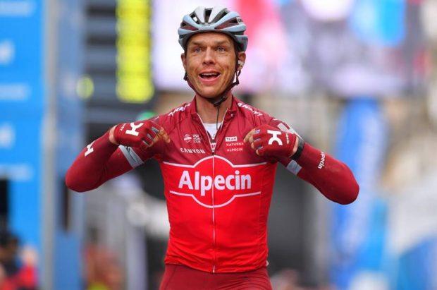 Tony Martin gana la 2º etapa de la Volta a la Comunitat Valenciana