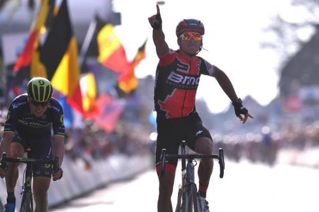 Greg Van Avermaet gana Gante Wevelgem