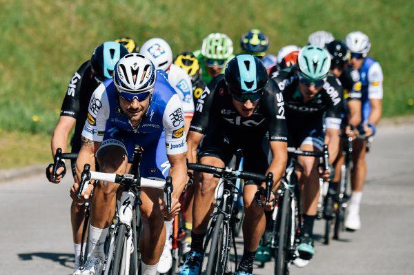Tom Boonen en el Tour de Flandes
