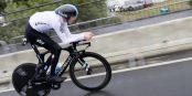 Froome en la crono del Tour de Francia
